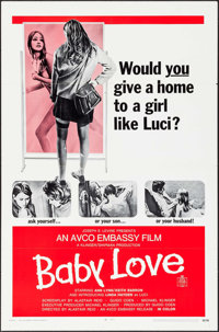 """Baby Love & Other Lot (Avco Embassy, 1969). One Sheets (2) (27"""" X 41""""). Bad Girl. ... (Total: 2 Items)"""