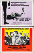 """Movie Posters:Crime, The Friends of Eddie Coyle & Other Lot (Paramount, 1973). Rolled, Very Fine-. Half Sheets (5) (22"""" X 28""""). Crime.. ..."""