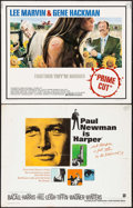 """Movie Posters:Crime, Harper & Others Lot (Warner Brothers, 1966). Half Sheets (6)(22"""" X 28""""). Crime.. ... (Total: 6 Items)"""