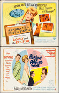 "Movie Posters:Comedy, Period of Adjustment & Others Lot (MGM, 1962). Half Sheets (5) (22"" X 28""). Comedy.. ... (Total: 5 Items)"