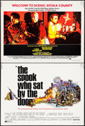 """Movie Posters:Blaxploitation, The Spook Who Sat by the Door & Others Lot (United Artists, 1973). Half Sheets (6) (22"""" X 28"""") Basil Gogos Artwork. Blaxploi... (Total: 6 Items)"""