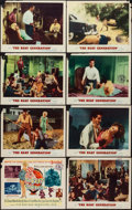 "Movie Posters:Exploitation, The Beat Generation (MGM, 1959). Lobby Card Set of 8 (11"" X 14"").Exploitation.. ... (Total: 8 Items)"