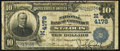 National Bank Notes, Saint Louis, MO - $10 1902 Plain Back Fr. 627 The NB of Commerce Ch. # (M)4178. ...