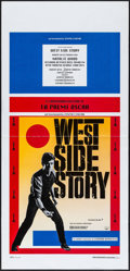 "Movie Posters:Academy Award Winners, West Side Story & Other Lot (Zenith Cinema, R-1990s). ItalianLocandina (13"" X 27.5"") & Italian 4 - Fogli ..."