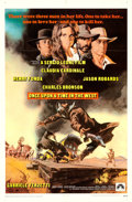 "Movie Posters:Western, Once Upon a Time in the West (Paramount, 1969). One Sheet (27"" X 41"") Frank McCarthy Artwork.. ..."