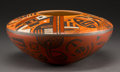 American Indian Art:Pottery, A Contemporary Hopi Polychrome Seed Jar. Steven Lucas...