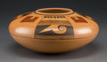 American Indian Art:Pottery, A Contemporary Hopi Polychrome Jar. Hisi Nampeyo. c. 1998...