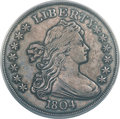 Proof Early Dollars, 1804 $1 Original PR62 PCGS Secure....
