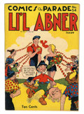 Golden Age (1938-1955):Humor, Comics On Parade #54 Li'l Abner (United Features Syndicate, 1946) Condition: VF-....