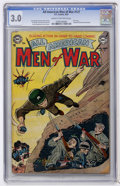 Golden Age (1938-1955):War, All-American Men of War #127 (#1) (DC, 1952) CGC GD/VG 3.0....