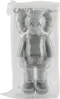 Fine Art - Sculpture, American:Contemporary (1950 to present), KAWS (American, b. 1974). Companion (Grey), (OpenEdition), 2016. Painted cast vinyl. 14-3/4 x 5-1/2 x 3-1/2inches...