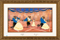 Animation Art:Limited Edition Cel, Beauty and the Beast Limited Edition Cel #120/350 (WaltDisney, 2000)....