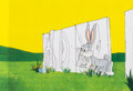Animation Art:Production Cel, Baby Buggy Bunny Bugs Bunny Production Cel (Warner Brothers, 1954)....