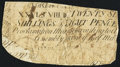 Colonial Notes, North Carolina March 9, 1754 26s 8d Good-Very Good.. ...