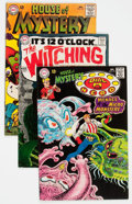 Silver Age (1956-1969):Horror, DC Silver Age Horror Comics Group of 18 (DC, 1960s) Condition:Average VG/FN.... (Total: 18 Comic Books)