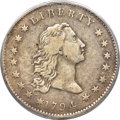 Early Dollars, 1794 $1 B-1, BB-1, R.4, XF40 PCGS. CAC....