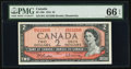 Canadian Currency, BC-38b $2 1954. ...