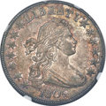 Early Half Dollars, 1805/4 50C O-101, T-4, R.3, MS65 NGC. CAC....