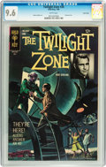 Silver Age (1956-1969):Horror, Twilight Zone #26 Twin Cities pedigree (Gold Key, 1968) CGC NM+ 9.6White pages....