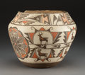American Indian Art:Pottery, A Zuni Polychrome Storage Jar. Myra Eriacho . ...