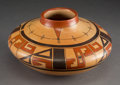 American Indian Art:Pottery, A Hopi Polychrome Seed Jar. Rachel Sahmie. c. 2000...