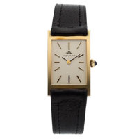 Movado Gentleman's Gold Watch