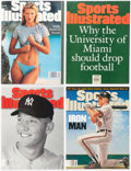 Miscellaneous Collectibles:General, 1995 Sports Illustrated Magazine Complete Run (59).. ...