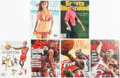Miscellaneous Collectibles:General, 1997 Sports Illustrated Magazine Complete Run (55).. ...