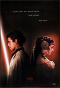 "Movie Posters:Science Fiction, Star Wars: Episode II - Attack of the Clones (20th Century Fox,2002). One Sheets (2) (27"" X 40"") DS & SS, Advance Style A&... (Total: 2 Items)"
