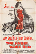 "Movie Posters:War, The Angel Wore Red & Others Lot (MGM, 1960). One Sheets (2)(27"" X 41""), Spanish Language British One Sheet (27"" X 40"") &Sp... (Total: 5 Items)"