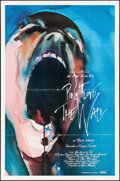 "Movie Posters:Rock and Roll, Pink Floyd: The Wall (MGM, 1982). One Sheet (27"" X 41"") Gerald Scarfe Artwork. Rock and Roll.. ..."