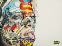 Sandra Chevrier (Canadian, b. 1983) La Cage du corps jusqu'à l'âme, 2016 Ink jet in colors on Moab p