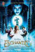 """Movie Posters:Animation, Enchanted and Other Lot (Walt Disney Pictures, 2007). One Sheets (2) (27"""" X 40"""") DS, Advance. Animation.. ... (Total: 2 Items)"""