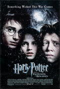 "Movie Posters:Fantasy, Harry Potter and the Prisoner of Azkaban (Warner Brothers, 2004). One Sheet (27"" X 40"") DS Advance. Fantasy.. ..."