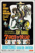 """Movie Posters:Fantasy, The 7 Faces of Dr. Lao (MGM, 1964). One Sheet (27"""" X 41"""") Joseph Smith Artwork. Fantasy.. ..."""