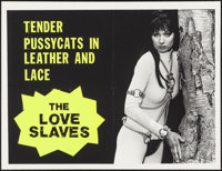 "Love Slaves (Savant, 1976). Posters (2) (20.5"" X 27""). Adult. ... (Total: 2 Items)"