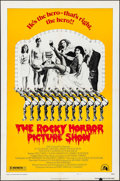 "Movie Posters:Rock and Roll, The Rocky Horror Picture Show (20th Century Fox, 1975). One Sheet (27"" X 41"") Style B. Rock and Roll.. ..."