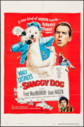 """Movie Posters:Comedy, The Shaggy Dog (Buena Vista, 1959). One Sheet (27"""" X 41""""). Comedy.. ..."""
