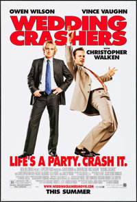 "Wedding Crashers & Others Lot (New Line, 2005). One Sheets (3) (27"" X 40"") DS Advance. Comedy. ... (To..."