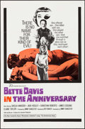 """Movie Posters:Comedy, The Anniversary (20th Century Fox, 1967). Folded, Very Fine. One Sheet (27"""" X 41""""). Comedy.. ..."""