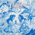 Animation Art:Concept Art, Tarzan CD Cover Preliminary Drawings Group of 2 (WaltDisney, 2000).... (Total: 2 Original Art)