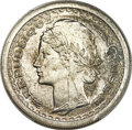 French Indo-China:French Colony, French Indo-China: French Colony aluminum Pattern Specimen Piastre1931 SP63 PCGS,...