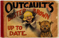 Platinum Age (1897-1937):Miscellaneous, Buster Brown Up To Date (Frederick A. Stokes Co., 1910) Condition:FR/GD....