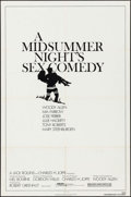 """Movie Posters:Comedy, A Midsummer Night's Sex Comedy & Other Lot (Orion, 1982). Folded, Overall: Very Fine-. One Sheets (2) (27"""" X 41""""). Comedy.. ... (Total: 2 Items)"""