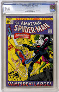 Bronze Age (1970-1979):Superhero, The Amazing Spider-Man #102 (Marvel, 1971) CGC VF/NM 9.0 Off-white to white pages....