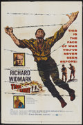 "Movie Posters:Drama, Time Limit (United Artists, 1957). One Sheet (27"" X 41""). Drama...."