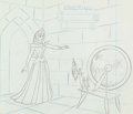 Animation Art:Concept Art, Sleeping Beauty Album/Book Illustration Concept Art Group(Walt Disney, c. 1980s-90s).... (Total: 4 Items)