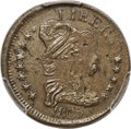 (1805) CENT Circa 1859 Dickeson Half Eagle, Copper, Judd-C1805-3, Pollock-6130, High R.7, MS62 Brown PCGS Secure....(PCG...