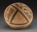 American Indian Art:Pottery, A Four-Mile Variant Polychrome Bowl...