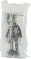 Fine Art - Sculpture, American:Contemporary (1950 to present), KAWS (American, b. 1974). Dissected Companion (Grey), (OpenEdition), 2016. Painted cast vinyl. 14-3/4 x 5-1/2 x 3-1/2 i...